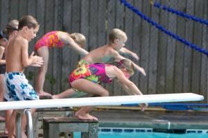 dive practice